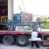 Usine de concassage à rouleaux hydrauliques 100-200 et hydraulique