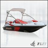 barco externo do motor da fibra de vidro pequena de 16FT