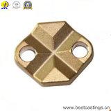 OEMのカスタム精密真鍮の鍛造材の部品