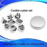 Hornear creativa cocina cortador de la galleta Establece 6PCS