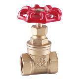 A alta qualidade forjou a válvula de porta de bronze (KX-GV1106)