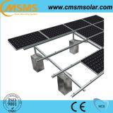 Los paneles solares montados tierra para el hogar