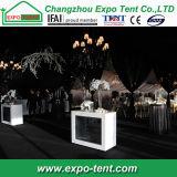Tenda foranea poco costosa esterna del baldacchino della tenda di cerimonia nuziale con il coperchio di PVC bianco
