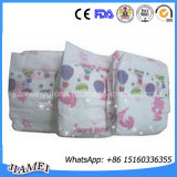 Fabrik Price Own Brand Paper Baby Diaper in Afrika