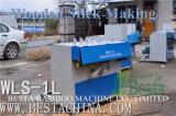 Hölzerne Schneidmaschine des Steuerknüppel-Wls-1, hölzerner Steuerknüppel, der Maschine herstellt
