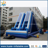 Diapositiva inflable gigante del surtidor profesional, diapositiva de salto inflable