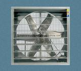 Schaufel-an der Wand befestigtes Geflügel bringen der Aluminiumlegierung-1220mm/43inch Absaugventilator unter
