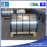Le zinc de Dx51d SGCC a enduit la bobine en acier galvanisée plongée chaude