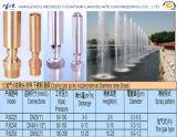Lubrificando o bocal da fonte do pulverizador do gás (sentido definitivo) no aço inoxidável ou no bronze