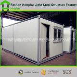 Prefabricated Home High Quality Container House Office, Container House Hotel