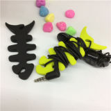 Earphone를 위한 크리스마스 Gifts Customize Silicone Bobbin Winder