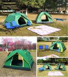 3-4人のテント、回転式放出特大スペースキャンプテント