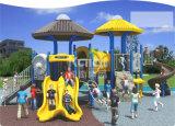 [كيقي] أطفال ملعب خارجيّة مع منزلق, متسلّق, درجات, زحف قناة