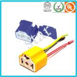 Conector hembra-varón del Pin de la luz eléctrica 3 de la alta calidad