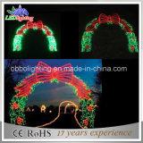 die 5m Höhe Outdoorchristmas Bogen beleuchtet CER RoHS