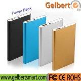 Chargeur portatif ultra-mince de côté d'alimentation par batterie de Li-Polymère avec RoHS