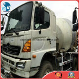 日本8m3 Mixing Drum Small Used (hino500) Concrete Mixer Truck