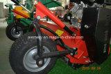segadeira opcional do Flail do diesel 15HP ou da gasolina ATV/segadeira de gramado elétrica