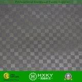 Tessuto del taffettà del poliestere degli assegni con impresso per la tuta sportiva degli uomini