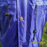 Raincoat descartável Non- do poliéster cheio do comprimento