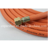 Hoge Performance Flexible Braided Gas Cooker Connection Hose in SBR, NBR, EPDM Material