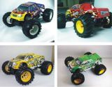RC Factory 1/8 de Gas Modelo RC RC Cars