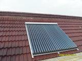 ヒートパイプが付いているすべてのステンレス鋼の太陽熱コレクター