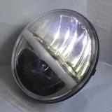"""J226 7 """" DRL H4 H13の20W LEDのシールのヘッドライトはジープのハンマーHarleyに合う"""