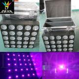 Cer RoHS 5X5 Stadiums-Beleuchtung des Matrix-Blinder-LED