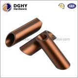 Parti centrali del tornio del macchinario di CNC del metallo d'ottone su ordine di alta precisione