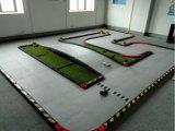 Trilha profissional da pista de decolagem 3D do carro de RC