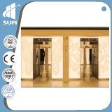 Лифт пассажира скорости 1.5m/S с сертификатом Ce