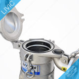 Filtro líquido del cartucho de la serie de Bft