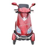 E-Vespa de plomo de cuatro ruedas para la persona Handicapped (ES-028)