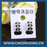 Tag feito-à-medida do indicador da jóia do cartão plástico (CMG-111)