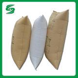 Bolsos blancos del balastro de madera de Ppwoven usados para llenar vacío en envases