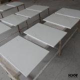 Partie supérieure du comptoir artificielle de cuisine de pierre de quartz de prix usine