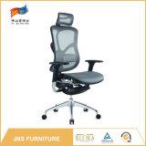 Hohes rückseitiges weiches Auflage-Import-Ineinander greifenmaterieller Guangzhou-Chef-Stuhl