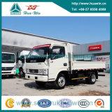 DFAC caminhão 68HP da carga da luz de 4 toneladas