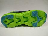 형식 디자인 메시 체조 신발이 젊은 작풍 인쇄에 의하여 구두를 신긴다