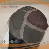 de color omber pelucas tapa larga de seda de color blanco kosher mixtos rubias raíces oscuras judío sheitel