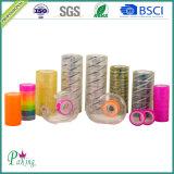 Nastro adesivo della cancelleria del banco di colore differente BOPP del rifornimento