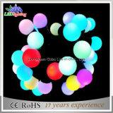 Шнур круглого шарика света рождества IP44 водоустойчивый СИД освещает свет праздника