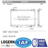 Mazda 2/Demio'02-04를 위한 Ma 075 1 냉각 장치 차 방열기에