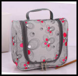 Sale quente Travel Zip Toiletry Cosmetic Bag para Women Promotional Christmas Gifts