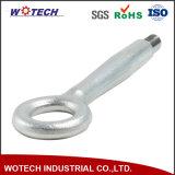 TS 16949 Forja de remolque de cáncamo de acero de aleación de forja