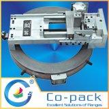 Máquina de revestimento para fora montada hidráulica rápida portátil da flange