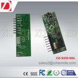 Module de récepteur sans fil de décodage de régénération superbe Zd-Rdb-R10