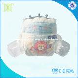 고품질 귀여운 인쇄된 최고 가격 중국 공장 아기 기저귀