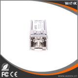 Kosteneffektiver kompatibler 1000BASE-DWDM SFP 1530.33nm~ 1561.41 80km SFP Lautsprecherempfänger Cisco-auf Verkauf